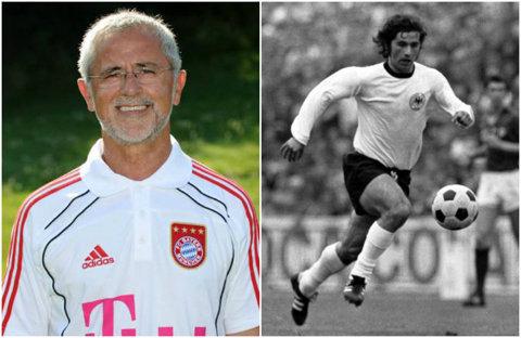 Anunţ teribil făcut de Bayern Munchen! Legendarul Gerd Muller suferă de maladia Alzheimer