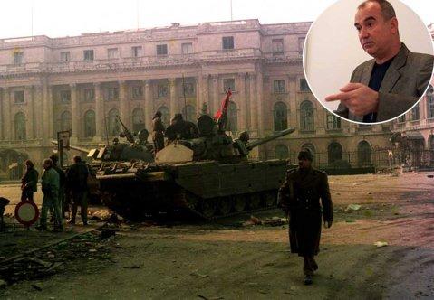 """22 decembrie 1989: un actual şef de la LPF a ordonat scoaterea tancurilor pentru a înăbuşi protestele românilor. Mărturia rece a unei piese din sistemul represiv: """"Am vrut să sparg manifestaţia. Aveam ordin"""""""