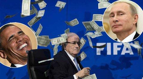 Cazul Blatter, explicat în detaliu. Partea I: corupţia de la FIFA şi impactul mediatic în războiul rece dintre Statele Unite şi Rusia. De ce FBI anchetează abia acum fapte comise înainte de Mondialul american din 1994