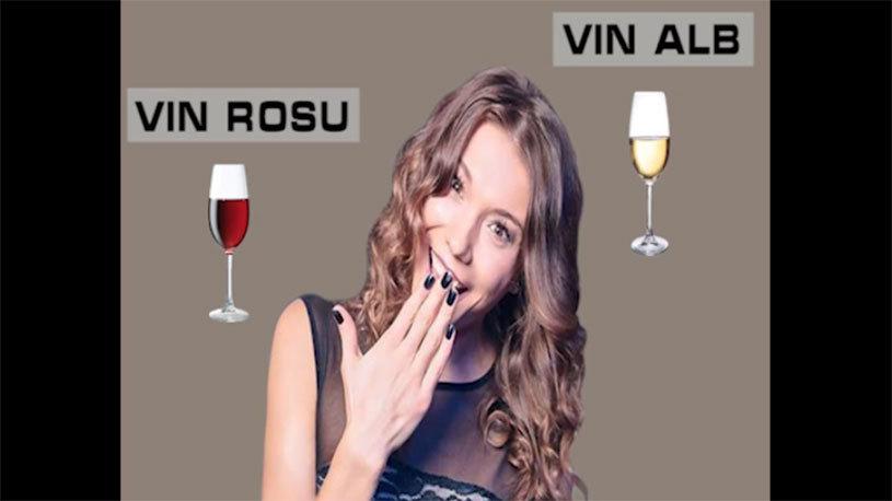 VIDEO EXCLUSIV   Q&A cu Monica Roşu. De Niro sau Di Caprio? Steaua sau Dinamo? Liz Taylor sau Charlize Theron? Nike sau Adidas?