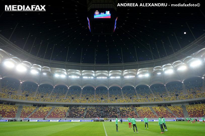 FRF cere ca Arena Naţională să fie deschisă pentru amicalul cu Spania! Comunicatul postat pe site-ul Federaţiei