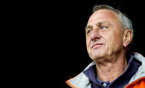 """Şi pentru ele Cruyff a rămas în istoria fotbalului! 25 de citate memorabile ale legendei olandeze: """"E foarte simplu să joci fotbal, dar să joci fotbal simplu e cel mai greu lucru"""" / """"Nu am văzut niciodată o geantă plină cu bani înscriind goluri"""""""