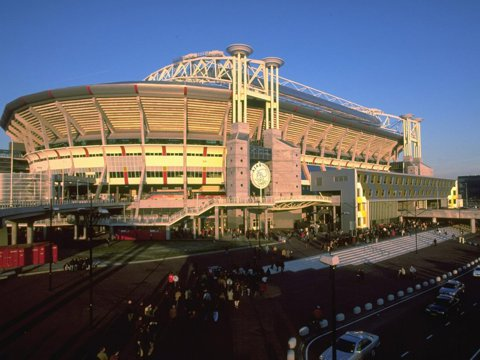"Olandezii s-au mişcat mai repede!  Amsterdam Arena va fi redenumită ""Johan Cruyff Arena"""