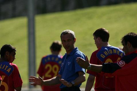"""Oleg Protasov se întoarce în România să antreneze Steaua 2006 la evenimentul """"Uniţi pentru Mihai"""""""