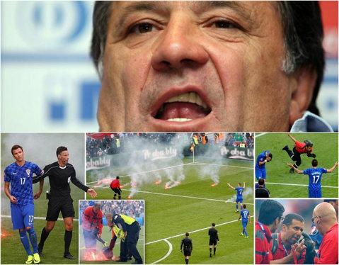 Omul din cauza căruia fanii croaţi vor să saboteze Euro 2016. Cum să controlezi o ţară în stil mafiot: fraudă, taxe secrete, relaţii politice, meciuri trucate, bătăi şi ameninţări cu moartea + Legătura neştiută cu fotbalul românesc