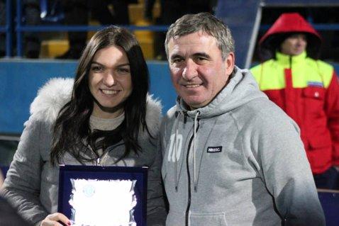 Simona Halep e singura în activitate inclusă în topul sportivilor admiraţi de români! Gică Hagi ocupă primul loc (IRES)