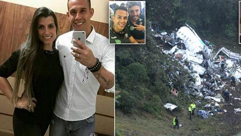 Tragedie în Columbia | Un avion s-a prăbuşit cu aproape întreaga echipă Chapecoense la bord! Cutremurător: portarul Danilo supravieţuise, dar a murit la spital, după ce a apucat să-şi sune soţia
