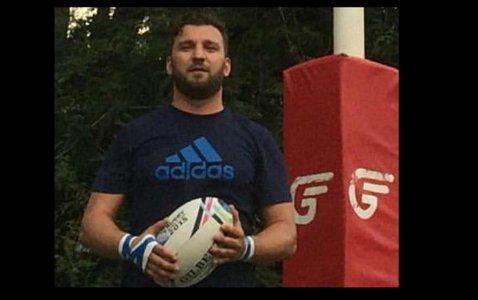 Fostul rugbyst Andrei Nicolescu a decedat la doar 30 de ani! Înmormântarea va avea loc azi, la Cimitirul Sf. Vineri din Capitală, la ora 13:00