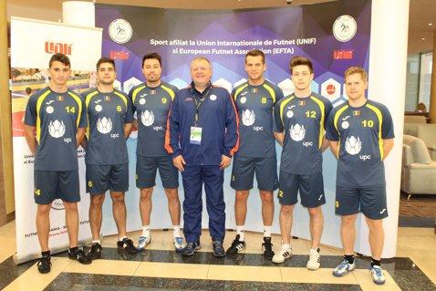 Clujul, candidat la organizarea Mondialului de tenis cu piciorul