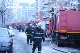 Fără niciun Dumnezeu! Reacţie şocantă a taximetriştilor în timpul incendiului din Bamboo!