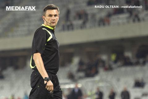 """Cristi Balaj, lăudat de ministrul Tineretului şi Sportului. Marius Alexandru Dunca: """"Este un om imparţial, obişnuit să impună respect"""""""