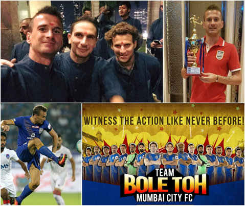 SPECIAL | Filmul indian al lui Goian. Fostul fundaş de la Dinamo şi CFR a jucat cu Forlan la echipa nepotului lui Raj Kapoor. Un INTERVIU despre lux, sărăcie, modestie şi degringolada din Liga 1