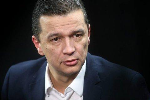 """Grindeanu: """"Felicitări, Horia Colibăşanu! Tenacitatea ta e un exemplu pentru noi toţi"""""""