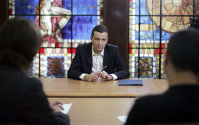 """Imaginea articolului EXCLUSIV! Sorind Grindeanu: """"AM PLÂNS, am crezut că ÎNNBUNESC!"""" Momentul care l-a ZDRUNCINAT pe premierul României"""