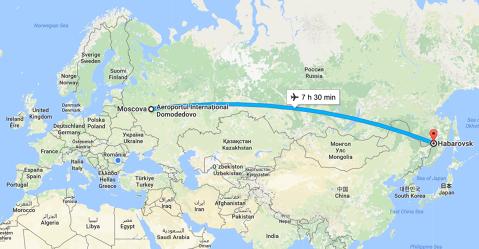 INEDIT | Tu cât de departe ai merge în deplasare pentru echipa ta? SKA Habarovsk a promovat în prima ligă a Rusiei, iar Spartak Moscova şi Zenit se pregătesc de deplasări de peste 8.300 kilometri