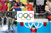 FOTO ANIVERSAR | De Ziua Olimpică, ProSport îţi prezintă o colecţie unică cu 22 de imagini cu medaliaţii olimpici ai României din ultimul deceniu