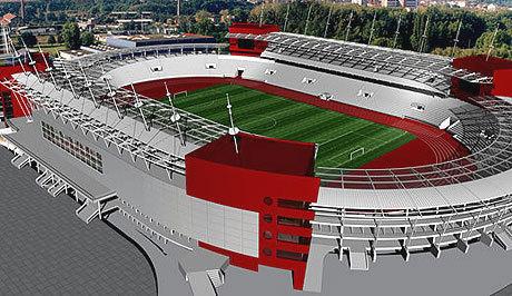 """INTERVIU   Conflictul Badea – MI bagă """"Dinamo"""" la apă. Adrian Cefalan, director CNI: """"Ar trebui făcut un stadion mai mic. Nu mai e timp! E deja în urmă, faţă de celelalte trei, cu cel puţin patru luni"""". Guvernul ia decizia finală în două-trei săptămâni"""
