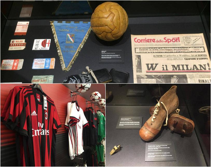 REPORTAJ | Casa Milan sau cum poţi juca umăr la umăr cu Van Basten, Baresi şi Maldini pentru doar 15 euro. Idee pentru echipele din România: aşa arată un magazin oficial plus numărul de tricouri vândute cu Bonucci