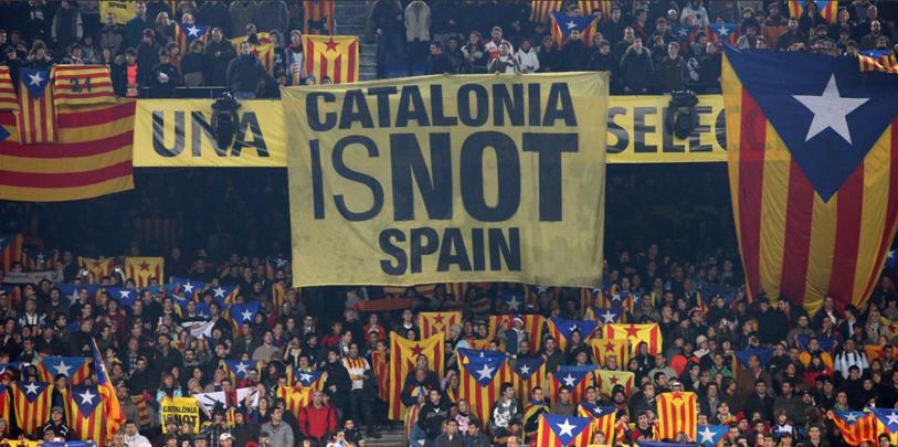 """Zarurile sunt aruncate? Reuters: """"Catalonia îşi proclamă luni independenţa"""". Preşedintele Barcelonei: Vom discuta dacă mai rămânem în campionatul Spaniei. Sugestiile ministrului catalan al sportului: Anglia, Franţa, Italia"""