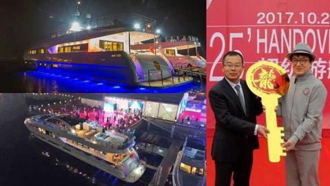 IMAGINEA ZILEI | Noua bijuterie a lui Jackie Chan e echipată cu sală de fitness şi cinematograf