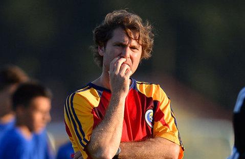 """DECLARAŢIA ZILEI vine de la Răducioiu: """"Mă uitam la TV, la bulgari, şi-mi spuneam: ce-aş vrea să marchez şi eu ca jucătorul ăsta!"""""""