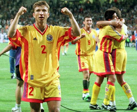 """""""Uraganul din '98"""". Matei Udrea scrie despre un moment special din cariera lui Dan Petrescu"""