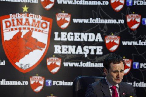 ANALIZĂ | Dinamo dispare din primele două ligi dacă Negoiţă e condamnat pentru bancrută frauduloasă, iar ieşirea clubului din insolvenţă - declarată ilegală. La cine ajunge marca în cazul falimentului