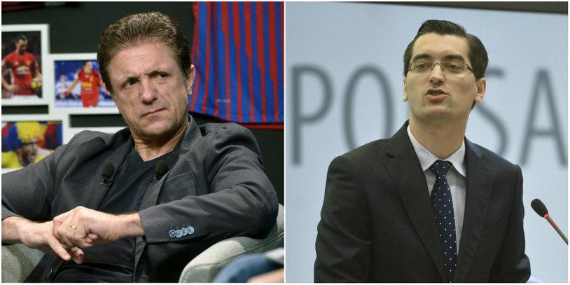 Semnalul dat de numirea lui Gică Popescu consilier al premierului şi supervizor al proiectului Euro 2020. Cum a reuşit Burleanu să-i aducă în aceeaşi tabără pe Iohannis, Dragnea şi Tudose. Panica de la FRF