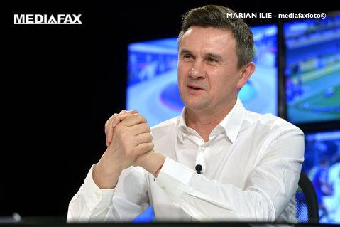 """Cristi Balaj, după ce Ionuţ Lupescu a anunţat că va candida la şefia FRF: """"Îl susţin necondiţionat, aşa cum am promis. Este de departe cea mai bună soluţie"""". Ce decizie a luat fostul arbitru în privinţa candidaturii sale la preşedinţia federaţiei"""