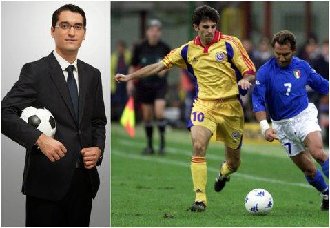 Războiul pentru demnitate şi neatârnare. Cum apără legendarii Burleanu şi Vişan fotbalul de impostorii Lupescu, Popescu, Hagi şi Dinu