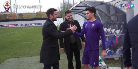 """Decizia înţeleaptă luată de Ianis Hagi. """"La Fiorentina era considerat junior!"""". Mutu risipeşte ceaţa în privinţa experienţei lui Ianis în Italia şi anunţă când va fi convocat de Contra"""