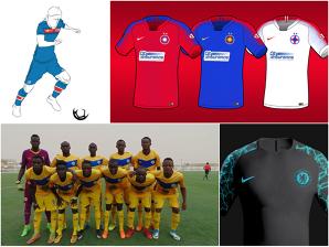 SPECIAL | Un puşti din Vaslui creionează echipamente pentru cluburi din Africa! A fost la un pas să devină designerul naţionalei, propune modele atractive pentru echipele din Liga 1 şi explică dispariţia giganţilor Nike şi Adidas din România