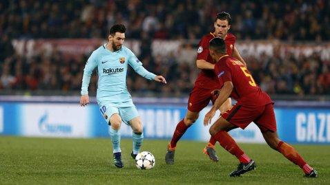 EXCLUSIV | Prezent pe Olimpico, Ionel Ganea a sintetizat pentru ProSport blockbuster-ul Roma - Barcelona 3-0. 7 idei după eliminarea catalanilor. Cum i-a surprins Di Francesco, mâna moartă şi cine câştigă Liga