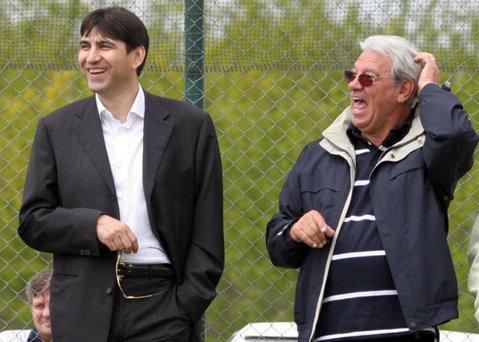 Care e adevărata Steaua pentru Ienei? Legendarul antrenor a fost invitat să dea lovitura de start la meciul Steaua - Academia Rapid. Cum a răspuns orădeanul