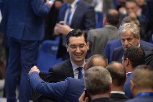 Răzvan Burleanu a câştigat alegerile FRF încă din primul tur! Rezultatul voturilor: Burleanu 168, Lupescu 78