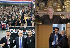"""Talpan a notificat FRF azi să dezafilieze FCSB, să introducă în loc Steaua în Liga 1 şi să modifice toate statisticile: """"Am cerut audienţă la Burleanu. Sunt 5 sentinţe ale ICCJ nesocotite de federaţie!"""". Colonelul a pregătit un geamantan de acte să-l trimită la UEFA!"""