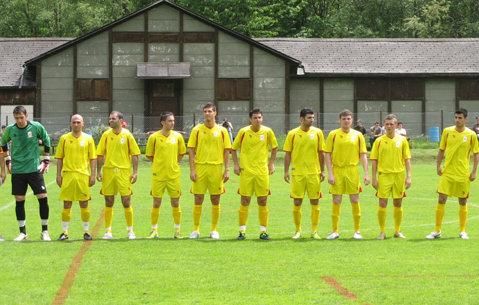 Festival de goluri la Campionatul European al Minorităţilor