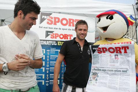 Ropotan şi Pulhac s-au transferat la ProSport