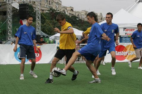 Miercuri meciuri decisive în grupa B: Grecia – Spania şi Rusia – Suedia, orele 16.00