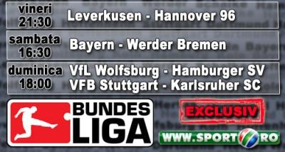 Bayern Munchen - Werder Bremen 2-5, pe www.sport.ro