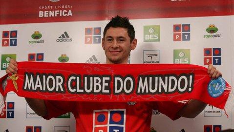 """""""La Benfica aveam numărul 33, ca tramvaiul! Nu mă mai întorc"""""""