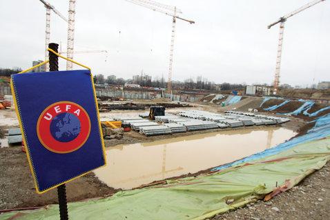 Brazilia sau Argentina, la inaugurarea noii arene din Complexul Lia Manoliu!