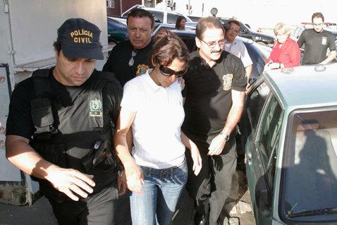 VERDICT: SINUCIDERE! Soţia lui Gatti a fost eliberată!