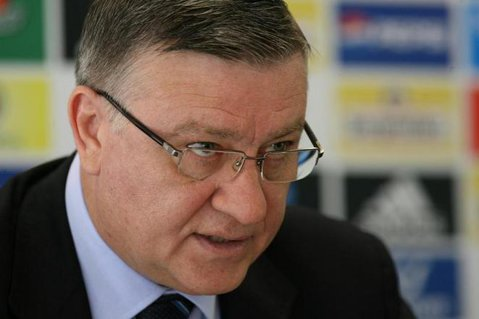 """""""Sandu mi-a oferit cea mai neagră amintire din fotbal: aducerea arbitrilor străini în Liga 1!"""""""
