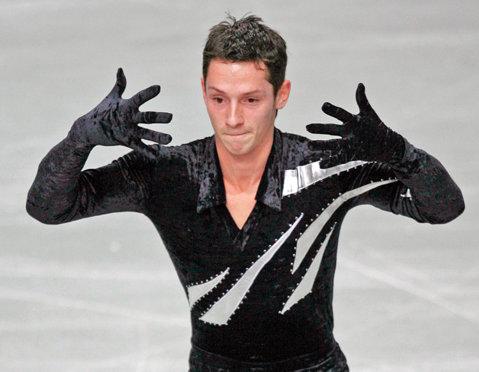 Emoţionant! Povestea patinatorului român care s-a calificat la JO 2010, deşi vede doar cu un ochi!