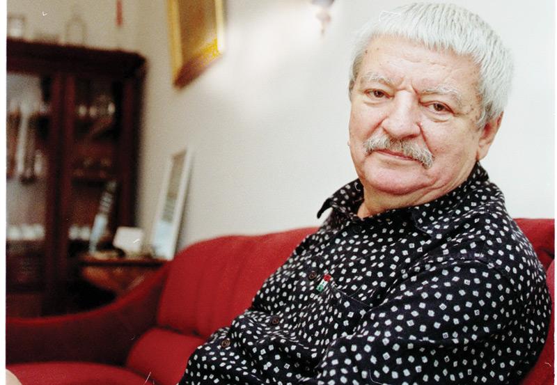 Presa după Nea Vanea! Citeşte ultimul editorial al marelui Ioan Chirilă