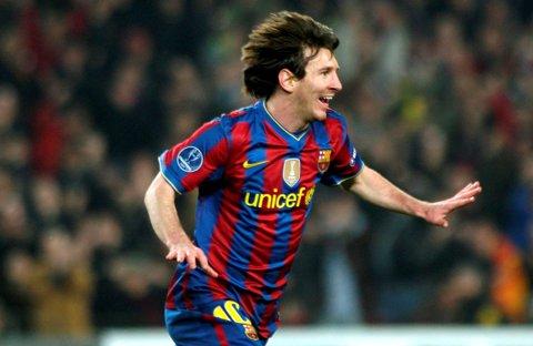 Messi îşi va petrece Paştele în România!
