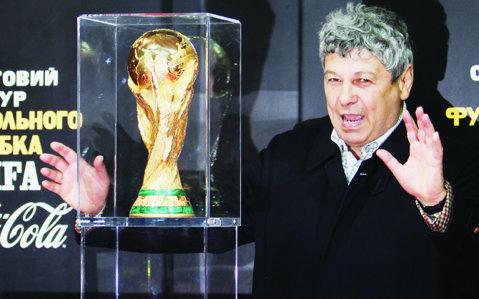 Cupa Mondială, la promoţie!