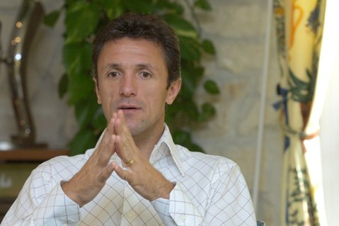 Gică Popescu a fost desemnat ambasadorul trofeului Cupei Mondiale în România!