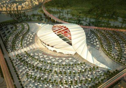 Lumea se pregăteşte deja pentru CM din 2022! Qatarul mizează pe stadioane cu energie solară! GALERIE FOTO